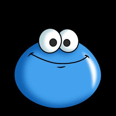 blauer porosodiya blob