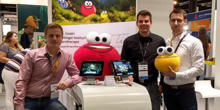 Prosodiya auf der Gamescom